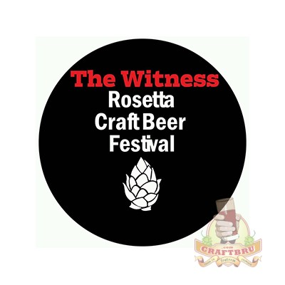 The Witness Rosetta Craft Beer Festival, Midlands, KwaZulu-Natal