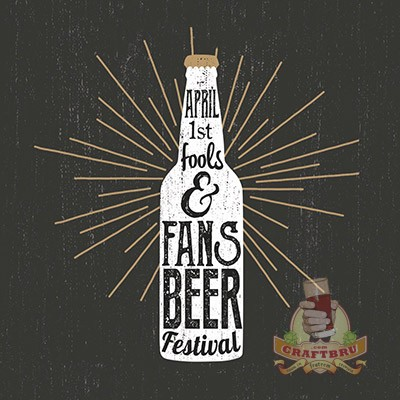April Fools & Fans Beer Festival, Greyton, Western Cape, South Africa